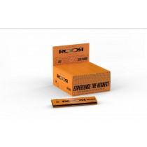 ROOR CBD Slow Burn Ultra Thin Unbleached Rolling Papers - Slim - Pack of 50