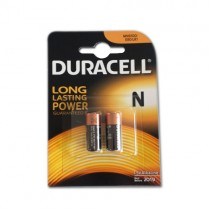 DURACELL LR1 1.5V DURALOCK ALKALINE BATTERIES N MN9100 E90 KN - PACK OF 2