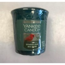 Yankee Candle - Samplers Votive Scented Candle - Sparkling Balsam - 50g