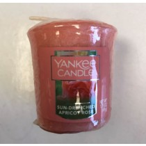 Yankee Candle - Samplers Votive Scented Candle - Sun Drenched Apricot Rose - 50g