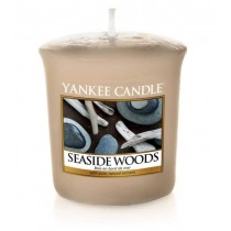 Yankee Candle - Samplers Votive Scented Candle - Seaside Woods - 50g