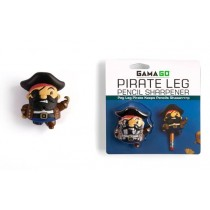Gama Go Pirate Leg Pencil Sharpener