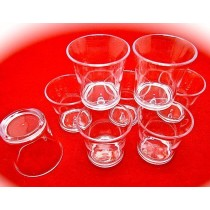 Small Shot Glasses - Pack Of 8