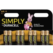 Duracell Aa Battery - Pack Of 8