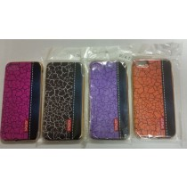 Iphone 6G/7G/4.7 Speedy Mobile Phone Cover - Purple, Fuchsia Pink, Black And Orange - Colours And Designs Vary