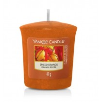 Yankee Candle - Samplers Votive Scented Candle - Spiced Orange - 50g