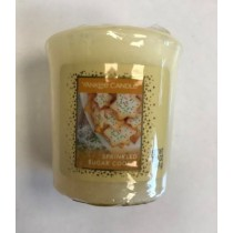 Yankee Candle - Samplers Votive Scented Candle - Sprinkled Sugar Cookie - 50g