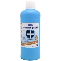 Dr Johnson's Highly Concentrated Sterilising Fluid - 1 Litre