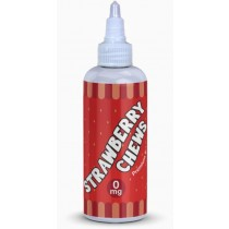 Premium E Liquid - Strawberry Chews - 0Mg - 80Ml