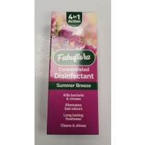 Fabuflora 4-in-1 Concentrated Disinfectant - Summer Breeze - 150ml