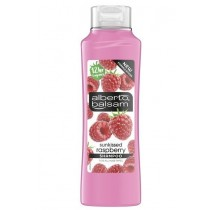 Alberto Balsam Sun Kissed Raspberry Shampoo - For All Hair Types - 350ml