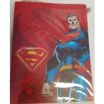 A4 Superman Folder - Red