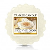 Yankee Candle - Tarts Wax Melts - Spiced White Cocoa - 22g