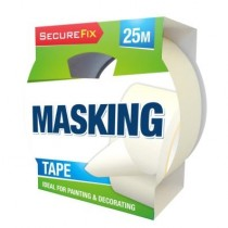 "Secure Fix Masking Tape - 2"" X 25meter"