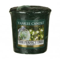 Yankee Candle - Samplers Votive Scented Candle - The Perfect Tree - 50g