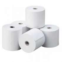Plain White Thermal Till Rolls / Card Machine Roles - 57Mm X 40Mm