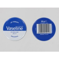 Vaseline Lip Therapy Petroleum Jelly Original - 20 Grams