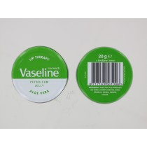 Vaseline Lip Therapy Aloe - 20 Grams