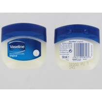 Vaseline Original Pure Petroleum Jelly - 50Ml