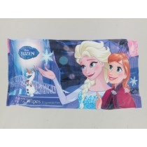 Disney Frozen Wet Wipes - Fragrance Free - Pack Of 72 - Exp 8/17