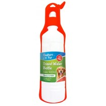 Travel Dog Water Bottle - 500ml