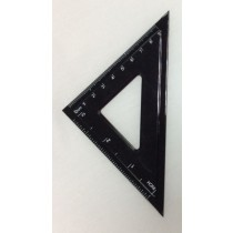 Plastic Maths Triangle - Part Of A Geometry Set