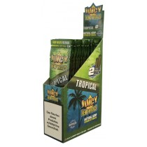 Juicy Hemp Wraps - Tropical - Pack Of 50 (25 X 2)