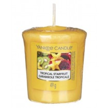 Yankee Candle - Samplers Votive Scented Candle - Tropical Starfruit - 50g