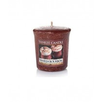 Yankee Candle - Samplers Votive Scented Candle - Vanilla Bourbon - 50g