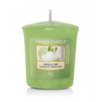 Yankee Candle - Samplers Votive Scented Candle - Vanilla Lime - 50g