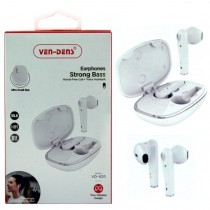 Ven-Dens Ultra Small Strong Bass True Wireless Earphones with Voice Assistant
