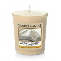 Yankee Candle - Samplers Votive Scented Candle - Warm Cashmere - 50g