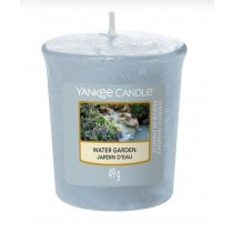 Yankee Candle - Samplers Votive Scented Candle - Water Garden - 50g