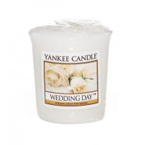 Yankee Candle - Samplers Votive Scented Candle - Wedding Day - 50g