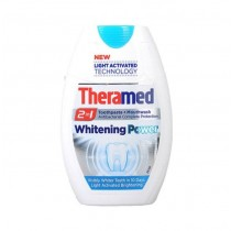 Theramed 2-in-1 Toothpaste + Mouthrinse - Whitening Power - 75ml