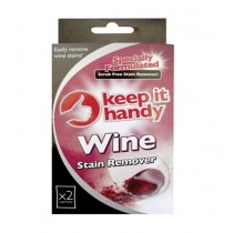Keep it Handy Wine Stain Remover - Pack of 2 Sachets - 2 x 30g