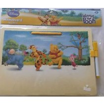 DISNEY WINNIE THE POOH MEMO BOARD WITH PEN