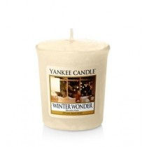 Yankee Candle - Samplers Votive Scented Candle - Winter Wonder - 50g