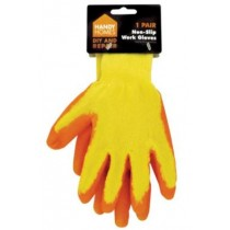 Non Slip Work Gloves - 1 Pair