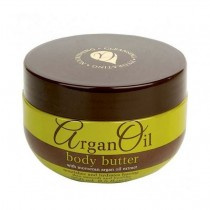 Xpel Brand - Argan Oil Body Butter - with Moroccan Argan Oil Extract - 250Ml