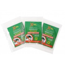 Xpel Tropical Formula Mosquito Killer Insecticide Paper - Pack Of 12 Sheets