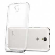 Huawei Y5/Y560 Gel Case - Clear