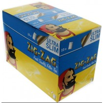 Zig Zag Ultra Slim Filter Tips - Box Of 1500